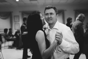 Dancing with Jim at the wedding of our eldest daughter, Kate to John Lepine